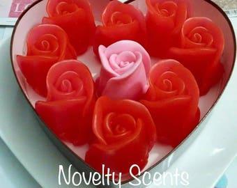 Rose buds Soaps