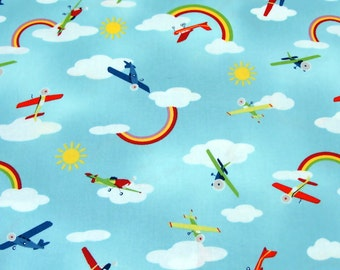 Patchwork Quilting Fabric Michael Miller Fly Away