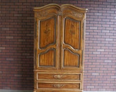 Beau Hold For Sherri ~ Drexel Heritage Armoire / Wardrobe ~ Brittany Heritage  Collection