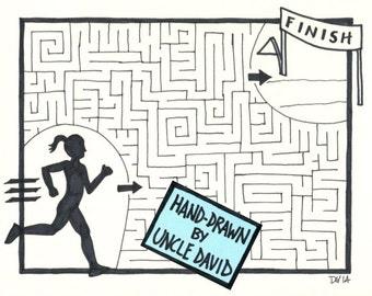 Runner Maze