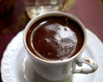 Turkish Coffee Cup Reading with Angelic Guidance