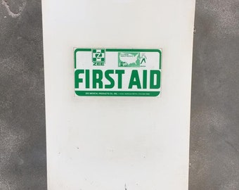 First Aid Industrial Cabinet
