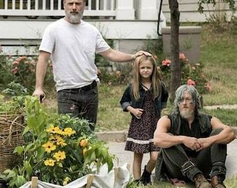 The Walking Dead Season 8.5x11 glossy photo Season 8  Dreams