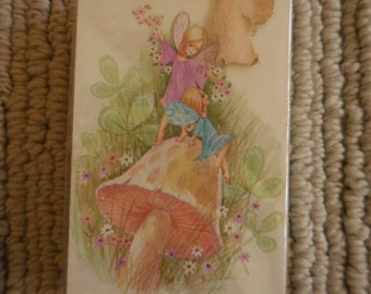New Vintage Fairy Decks of Cards