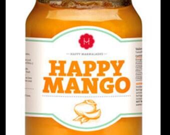 Mango Marmalade / Mermelada de Mango