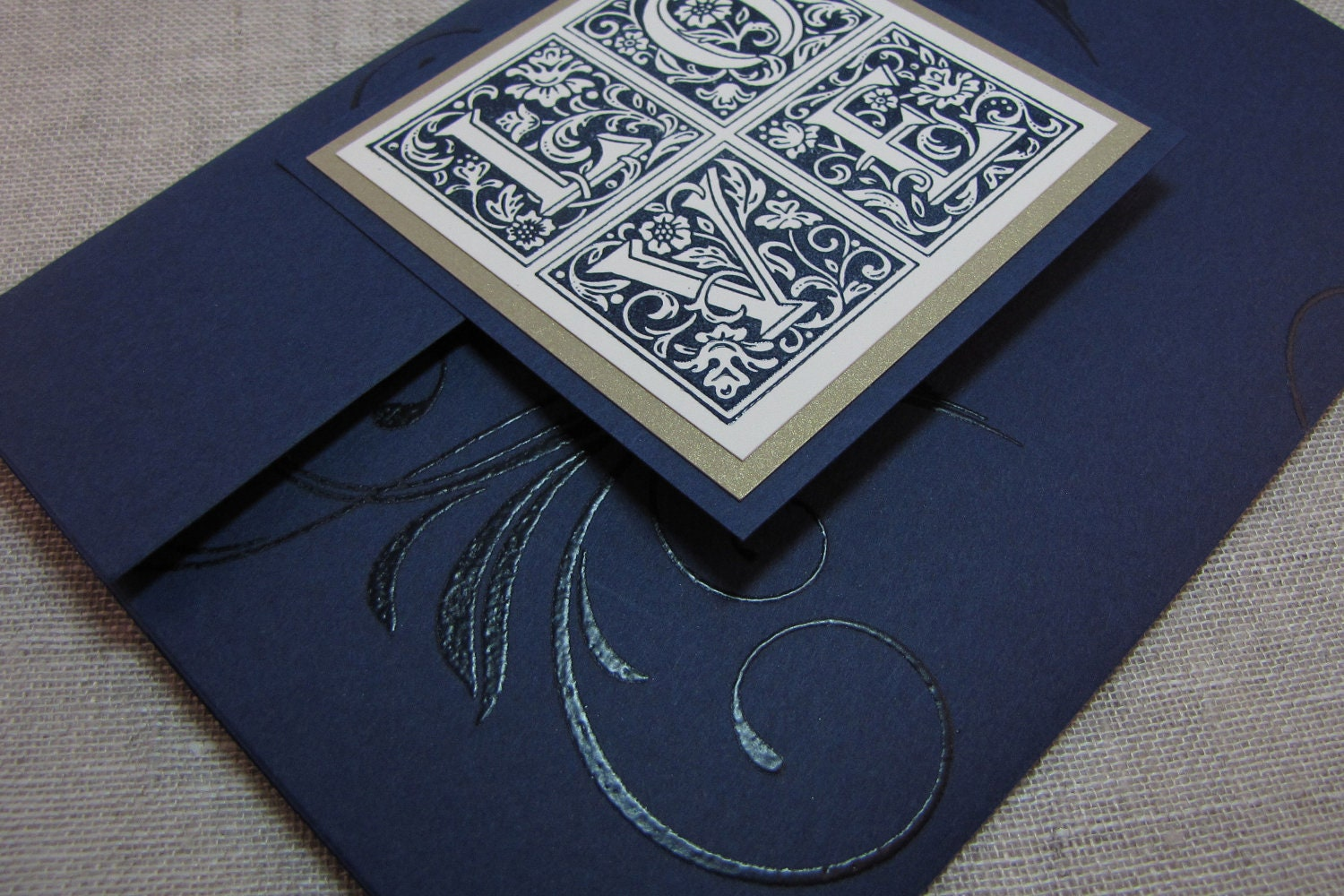 navy blue wedding invitations modern - Picture Ideas References