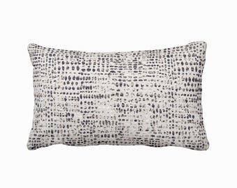 Gray Pillow Cover Grey Lumbar Pillows Rectangular Pillow Grey Home Decor Decorative Pillow for Sofa Grey Throw Pillow Cushion