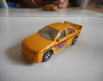 Matchbox Ford Falcon Taxi in Yellow