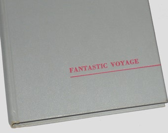 Fantastic Voyage, Vintage Sci-Fi, Sci-Fi Book, Asimov Book, Vintage Sci-Fi Hardcover,  Movie Tie-In by NewYorkBookseller on Etsy