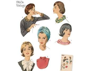Simplicity Pattern 5227 Vintage Accessories