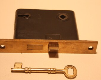 Vintage Mortise Knob Lock