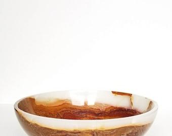 Modern Onyx Bowl Vessel
