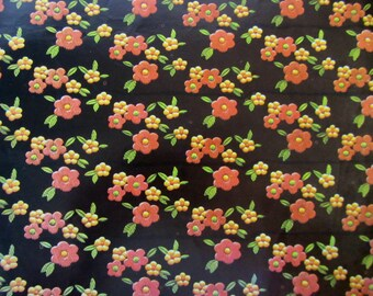 Vintage Gift Wrap, Gift Wrapping Paper, Vintage Birthday Paper, Birthday Gift, Mothers Day Wrap, Scrapbooking, Craft Paper, Made in Spain