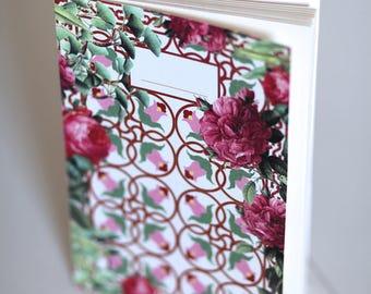 "Notebook ""Sweet scents of eucalyptus"""