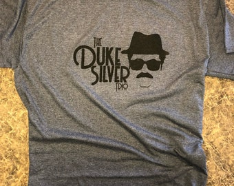 The Duke Silver Trio Band T-shirt