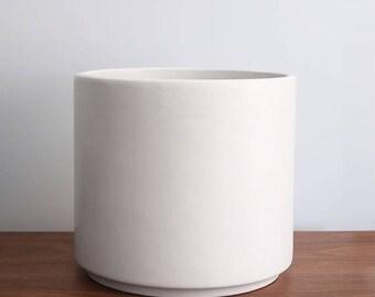 Mid Century Modern Planter - Pot only