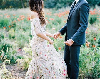 Wildflower Gown
