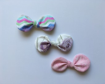 Nylon Headbands, Alligator Clips, Baby Bows, Girl Headbands, Spring Bows, Knotted Bows, Toddler Headbands, Hair Clips