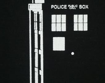 Tardis Police Call Box Tee