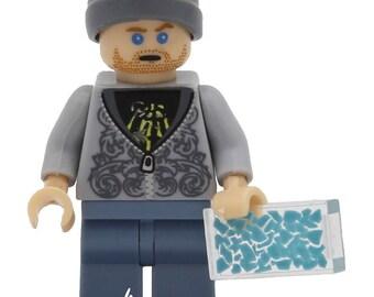 Jesse Pinkman (Breaking Bad) (Custom LEGO)