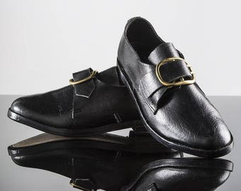 Colonial Buckle Shoes