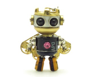 Picobaby the Queen Bee (V-020) - The fantastic robotic pendant