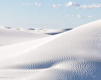 White Sands Nature Landscape Three