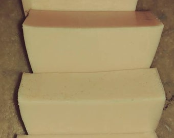 Shea Butter Sea Salt and Orchid Soaps 2 Bars