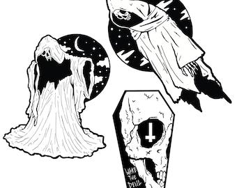 Sticker Pack Reaper Vol. 1