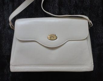 UNUSED Etienne Aigner Leather Handbag 12 x 8 1/2 x 3 1/2