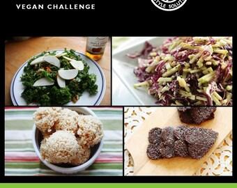 22 Days Nutrition Vegan Challenge Recipe Book