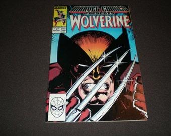 Marvel Comics Presents 2, Wolverine, Marvel Comics, Sept 1988 KM