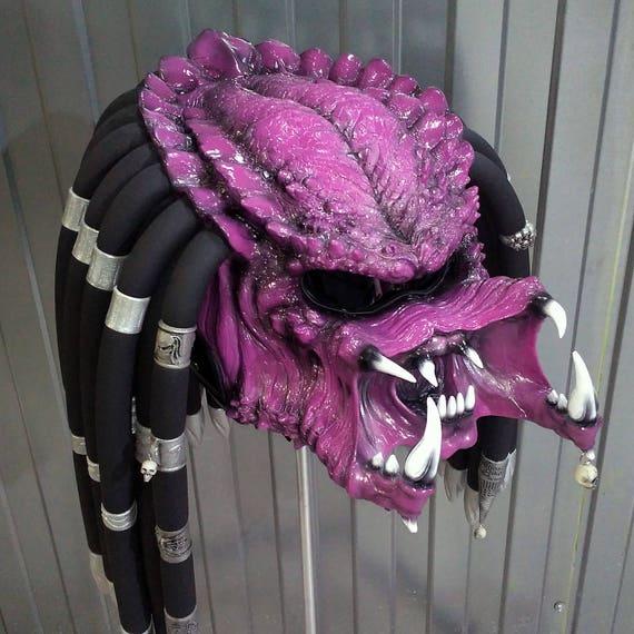 predator motorrad helm punkt ece zertifiziert rosa. Black Bedroom Furniture Sets. Home Design Ideas