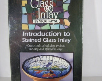 VHS - Introduction to Stained Glass Inlay
