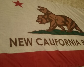 Fallout NV NCR flag