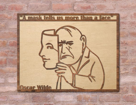 Svg Quote Wall Art for Laser Cutting Wood. Laser Cut Paper
