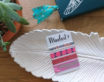 Washi Tape Sample 'Little Things' 4 x 1m