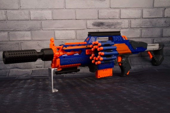3D Printed – 20 Round Dart Holder for Nerf Gun
