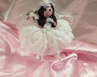Flower fairy Bride doll
