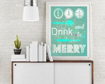 kitchen wall art, kitchen wall decor, kitchen illustration, kitchen painting, large kitchen art, large food print, food art, artwork