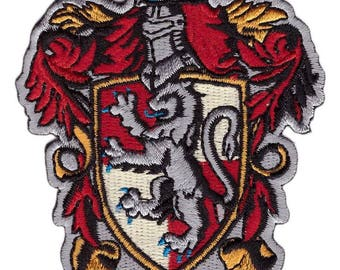 Gryffindor Harry Potter Patch