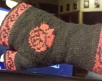 Rose's Fingerless Gloves