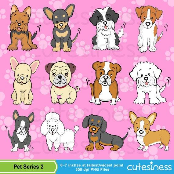 puppy dog clipart dog clipart puppy clipart dog clip art rh etsy com cute puppy dog clipart cute puppy dog clipart