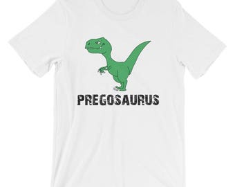 Pregosaurus Shirt, Pregnant Af, Pregnancy Shirt, New Mom Shirt, Maternity Shirt, Preggers Shirt, Mom Shirt, Motehrhood, Pregnancy Reveal, Ma