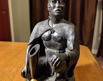 A HIP Original, Made in Hawaii, Hawaiian male with pen holder. 1975