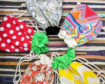 Small Drawstring Backpacks