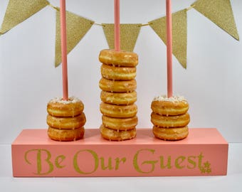 Doughnut Stand, Donut Stand, Donut Wall, Doughnut Wall, Doughnut Party, Doughnut Holder, Donut Holder, Wedding Cake Stand, Donut Display
