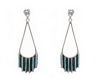 Zuni Needle-Point Earrings SALE
