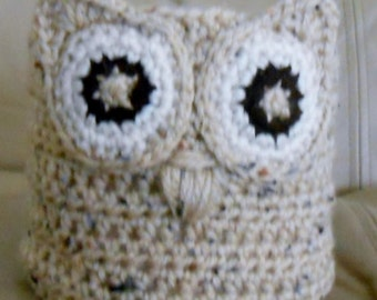 Owl Toilet Tissue Roll Cover