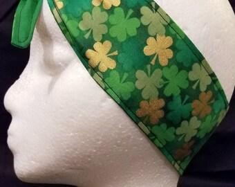 St Patrick's day clovers